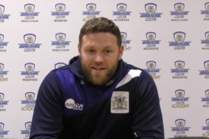 Halifax bring in Huddersfield youngster
