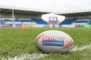 Where and when you can watch Round One of the Challenge Cup and Championship