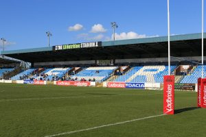 Super League back joins Featherstone