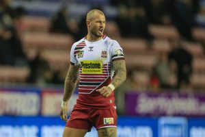Zak Hardaker posts update as he signs off for 2021