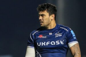 Denny Solomona provides update as he returns to rugby following uncertain period
