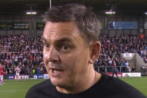 Leigh owner blasts own supporters