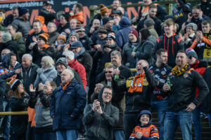 """""""Don't think it will be long before I announce I won't be renewing my season ticket"""" - how Castleford fans reacted to the news that Holmes and Mata'utia will be leaving"""