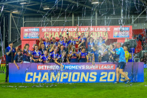 Women's RL: Title challengers all win but is it good for the game?