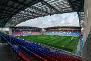 Wigan launch partnership with former Premier League international