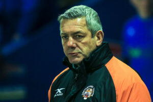 """""""It's a difficult job at the minute"""" - Daryl Powell discusses 'uncomfortable' period at Castleford"""