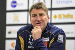 Former Leeds United boss seeks Super League coach's help