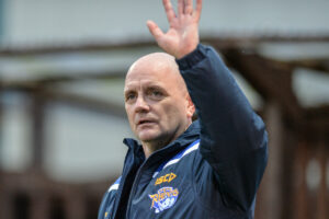 Richard Agar angered by refereeing treatment