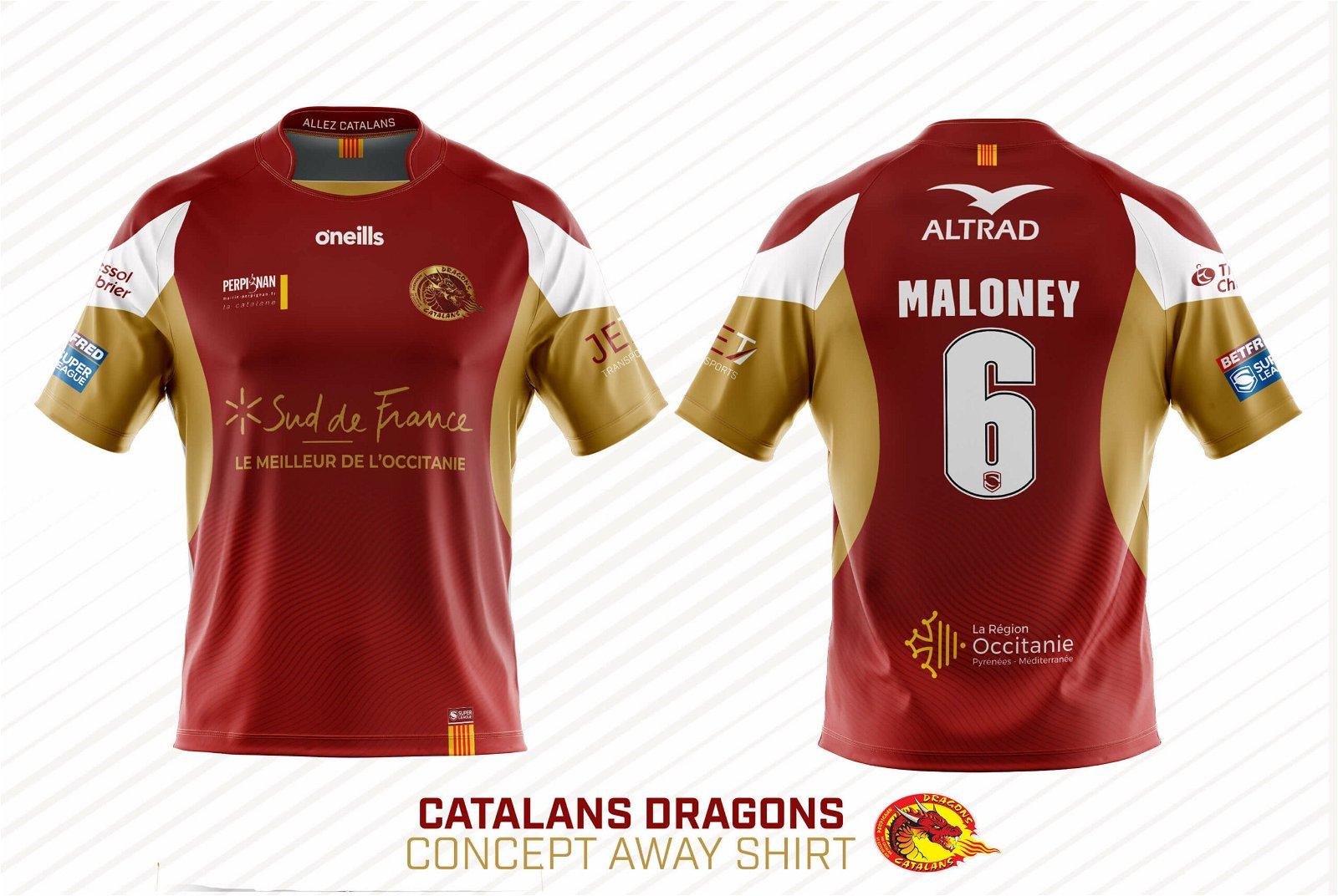 Kit designer's alternate 2021 jerseys for every Super ...