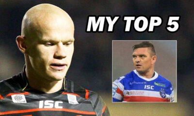 My Top 5: Damien Blanch names the best 5 players he has played against