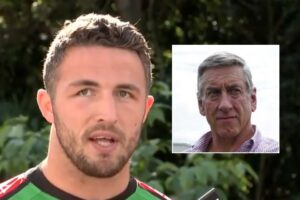 """""""I'm going to ruin your career"""" - Sam Burgess says father-in-law set on destroying his name"""