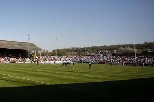 Castleford star expresses desire to stay at club