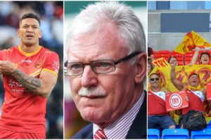 League Latest: New door opens for Folau, journalist writes open letter to Ian Lenagan & Catalans' Twitter account suspended