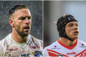 Top 5 contenders to be England halfbacks