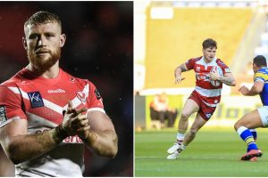 The top 5 contenders to be England's loose forward for the World Cup