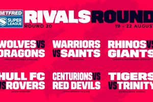 Super League announces Rivals Round
