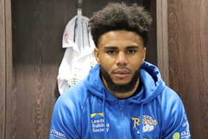 """Kyle Eastmond: """"I thought it was going to be worse than what it was"""""""