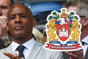 Three greatest Wigan RL players of all time