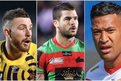 Rumour Mill: Wigan duo set to stay, Folau's next potential club revealed & which of these NRL off-contract stars could move to Super League?