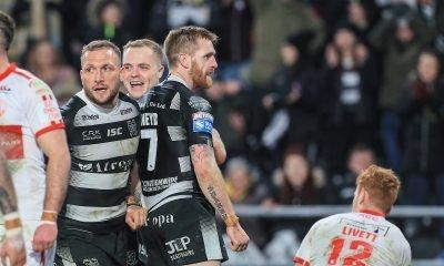 Hull FC boss Brett Hodgson names his captains for 2021