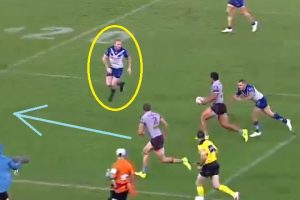 Throwback: James Graham's epic try-saving tackle