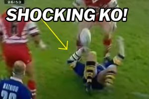 Watch: Mick Cassidy KO's Adrian Morley with sickening elbow