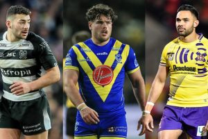 Every Super League squad number and recruitment round-up