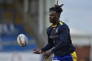 Widnes bring in Warrington forward on loan