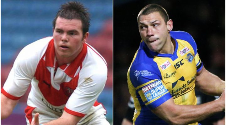 Super League's top five centre-wing partnerships of all-time
