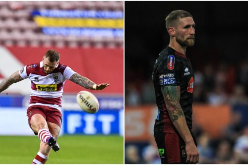 Man of Steel round three: Wigan man leading chasing pack with one English international out in front