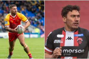 Catalans v Salford: Predicted line-ups and late injury news