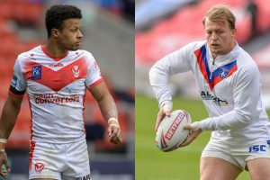 St Helens v Wakefield: 21-man squads, injury update and TV details