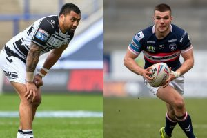Hull FC v Wakefield: 21-man squads, injury update and TV details