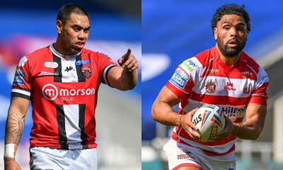 Salford v Leigh: 21-man squads, injury update and TV details