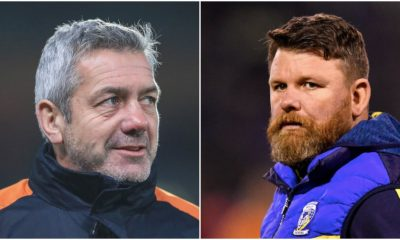 Warrington assistants to make way for Powell and new team