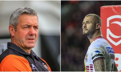 Daryl Powell opens up on his relationship with Zak Hardaker