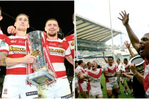 St Helens 2006 vs Wigan Warriors 2013 Combined XIII