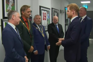 WATCH: Prince Harry's best bits from the 2019 Challenge Cup Final