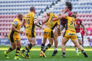 Average points scored makes grim viewing for Wigan and Castleford