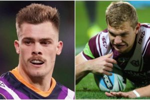 The top five contenders to be Australia's fullback for the World Cup