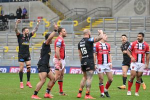 Castleford Tigers 19-18 Salford Red Devils: Player ratings and major talking points