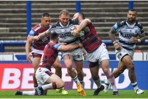 Hull FC 20-10 Wigan Warriors: Player ratings and major talking points