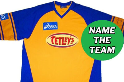 QUIZ: Can you match the Super League team to the shirt? (extra difficult)