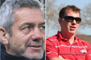 What happened to the Cas coach before Daryl Powell?