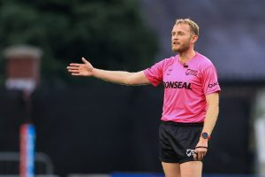 See who is refereeing your Super League game this weekend