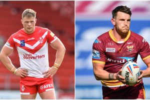 St Helens v Huddersfield: Predicted line-ups and late injury news