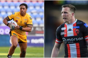 Castleford v Salford: Predicted line-ups and late injury news