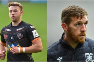 Castleford v Hull FC: Predicted line-ups and late injury news