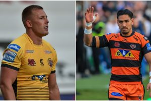 Futures unresolved for these off-contract Castleford players