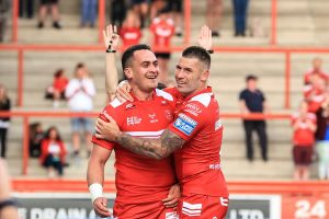 Hull KR 40-4 Salford: Player ratings and major talking points